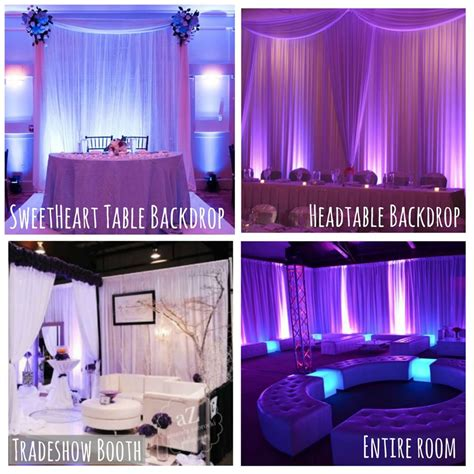diy pipe and drape backdrop love these pipeanddrape backdrop ideas rentmywedding