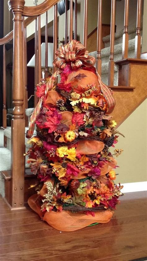 tomato cage trees make a tomato cage fall tree craft projects for every fan