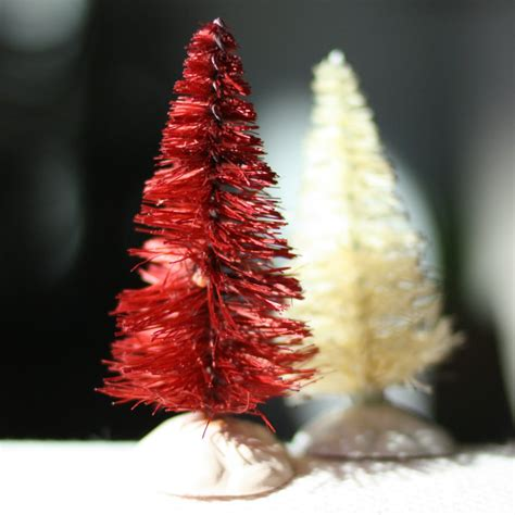 christmas 18 stunning bottle brush christmas tree bottle