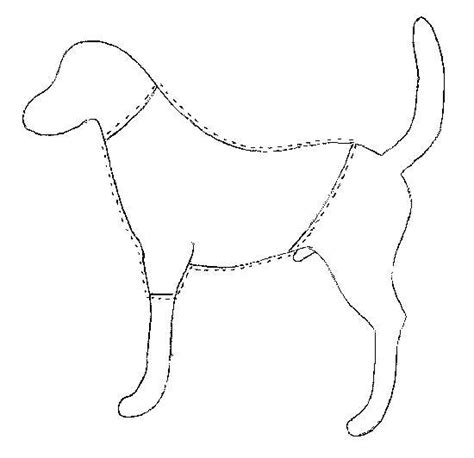 shirt pattern for dog everything yours dog clothes patterns