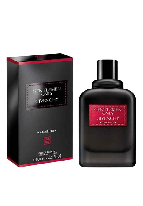 Givenchy Gentlemen Only Absolute For Edp 100ml givenchy gentlemen only absolute 100 ml edp perfume
