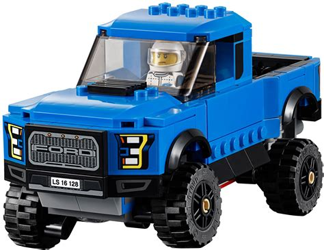 lego ford truck lego speed chions 75875 ford f 150 raptor ford model