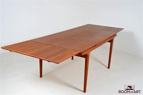In Table Dining Table In Teak By Johannes Andersen Room Of