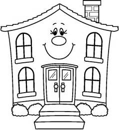 Black And White Home House Black White Clipart Best