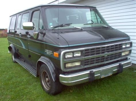 how does cars work 1993 chevrolet sportvan g20 spare parts catalogs buy used 1977 chevy g10 van in santa fe springs california united states for us 25 000 00