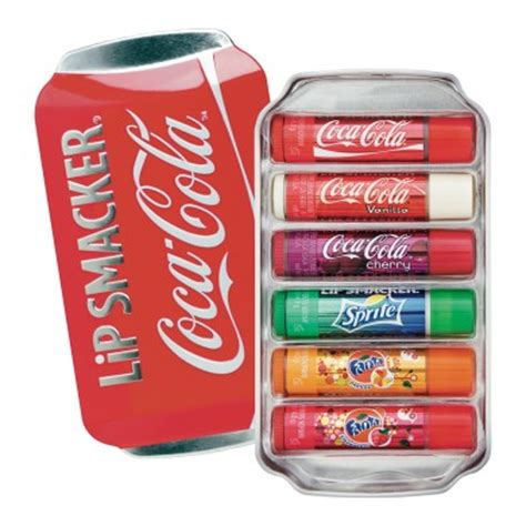 Lip Smacker Coca Cola 2312 by Lip Smacker Coca Cola Lip Smacker Coca Cola Tin Box 6