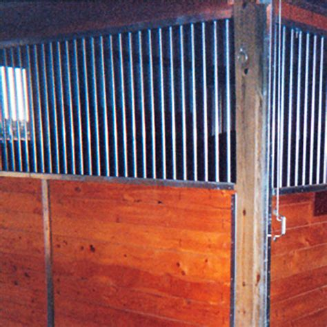 horse stall grill sections standard horse stalls ramm horse fencing stalls
