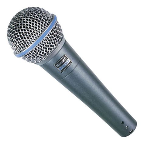 Mic Shure Beta 58 A shure beta58 microphone junctionmusic junction