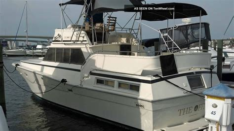 1977 viking aft cabin cruiser