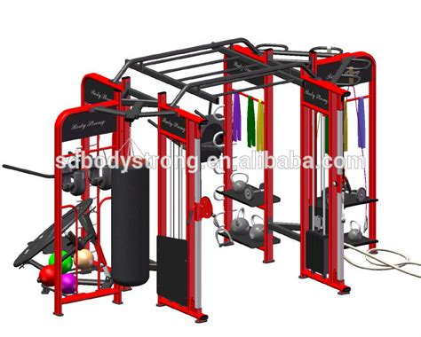 Multi Power Synergy ce approved 360 cross fit multi trainer synergy 360
