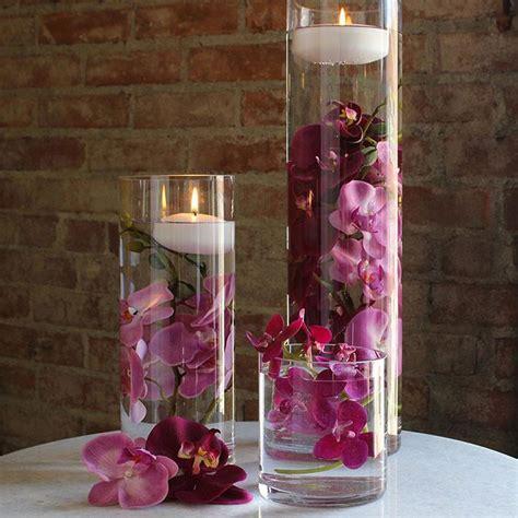 clear glass cylinder vase wedding centerpieces same