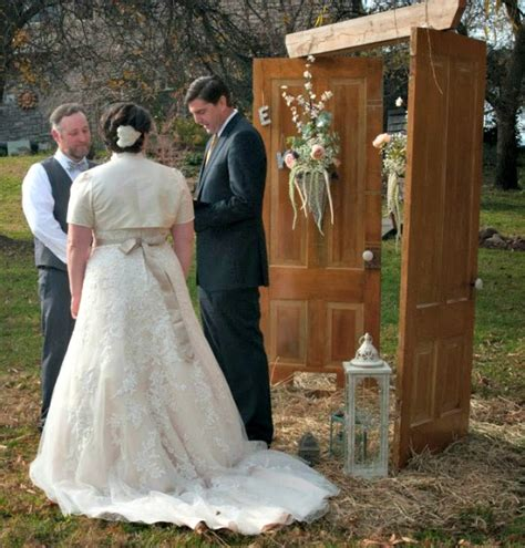 Wedding Arch Doors by Repurposed Doors Vintage Wedding Arch She Buys He