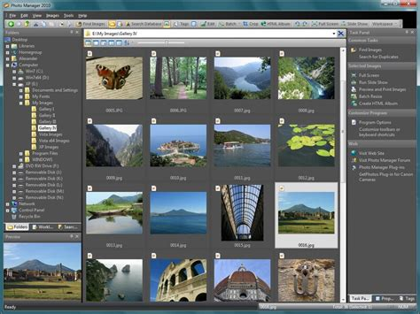 canon video editing software free download full version photo manager 2013 professional full windows 7 screenshot
