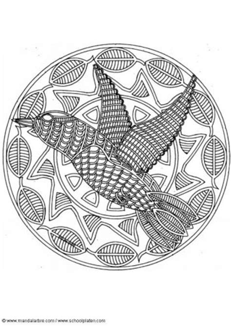 bird mandala coloring pages hummingbird mandala my for humming birds