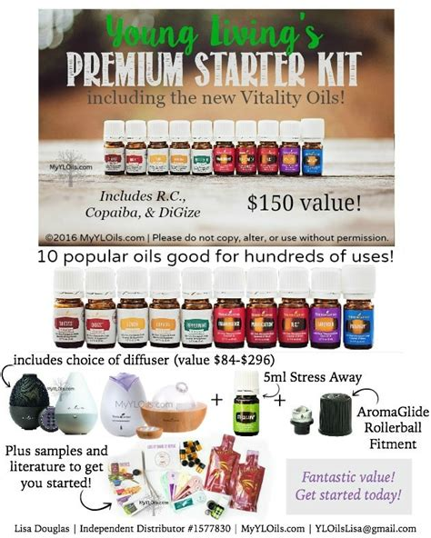 Living Kit Premium how to order living essential oils