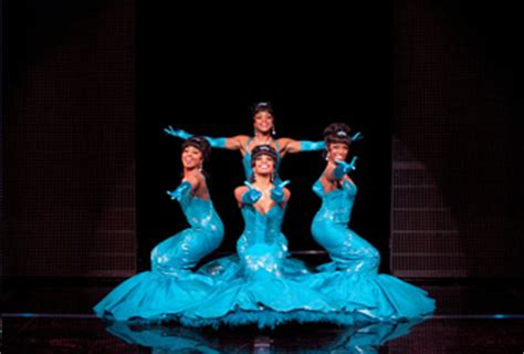 dream girls modell performing arts center at the lyric