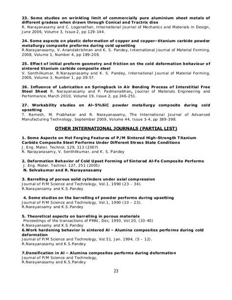dr r narayanasamy bio data resume