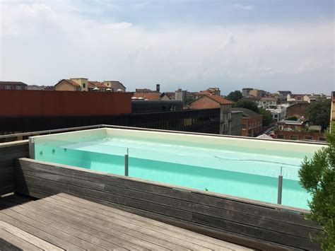 piscina sul terrazzo stunning piscine sul terrazzo images design trends 2017