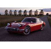 Inovatif Cars 1967 Toyota 2000GT