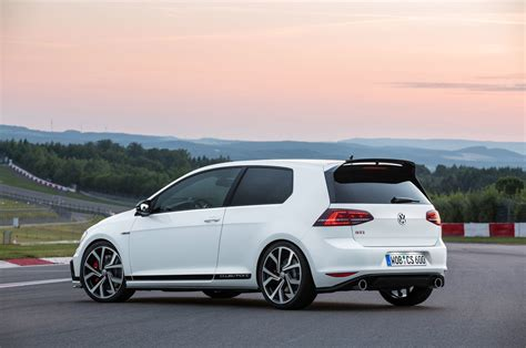 gti volkswagen volkswagen gti clubsport revealed ahead of frankfurt