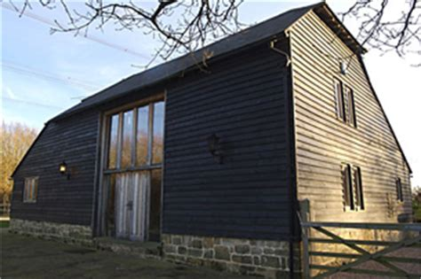Black Shiplap Cladding Oak Weatherboard And Cladding Images Frompo