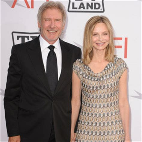 Indy And Ally Mcbeal Engaged by Harrison Ford Calista Flockhart Finally Page Six