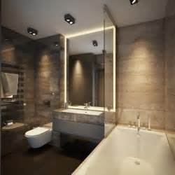 Bathroom Styles And Designs soft mood lighting gives this bathroom a luxurious look
