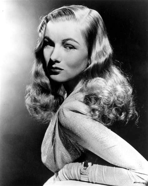 Veronica Lake's Legendary Hair, 1940s | HuffPost