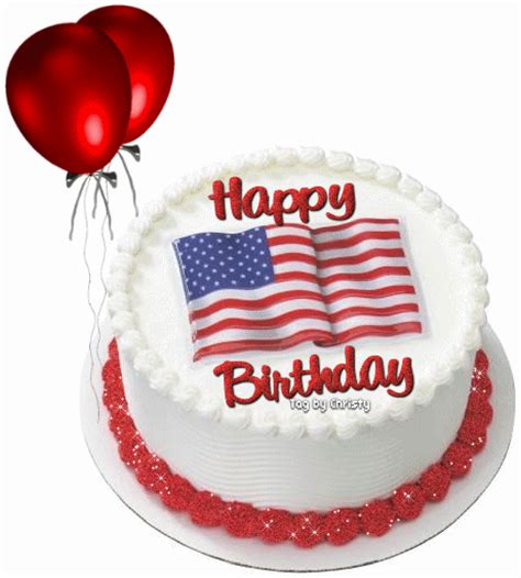 happy 4th of july birthday clip art glitter graphics the community for graphics enthusiasts