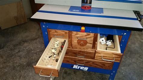kreg router table plans kreg router table build by greg1950 lumberjocks com
