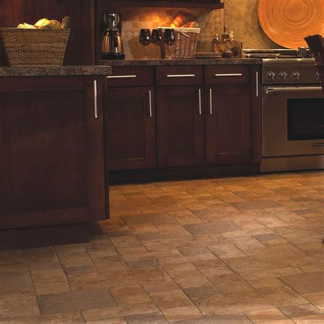 tuscan style flooring innovations tuscan stone sand 8 mm thick x 15 1 2 in wide