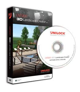 Unilock Design Program by Uvision 174 3d Landscape Creator Unilock