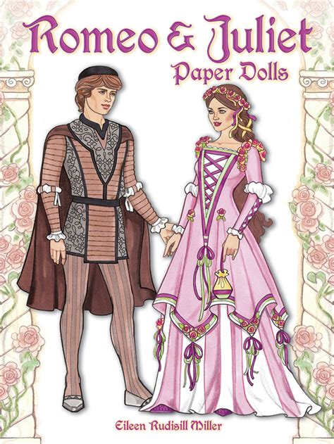 Romeo And Juliet Wardrobe by Romeo And Juliet Paper Dolls