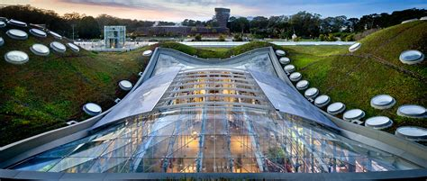 San Francisco Institute Of Architecture Green Mba by California Academy Of Sciences Integrated Technology Design