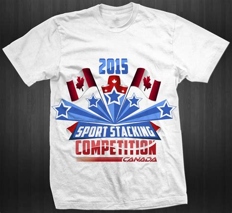 graphic design contest canada graphic design for sport stacking canada by esolz