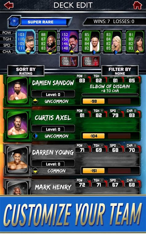 wwe card game mod apk download wwe supercard for pc