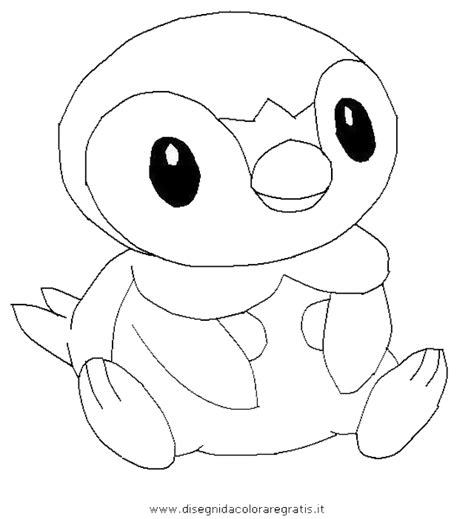 pokemon coloring pages of piplup free pokemon piplup coloring pages