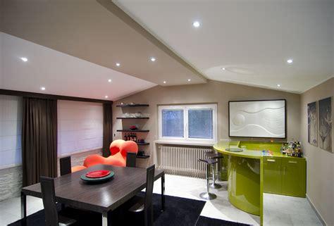 illuminazione cartongesso soffitti soffitti in cartongesso con faretti abbassamento su pi 249