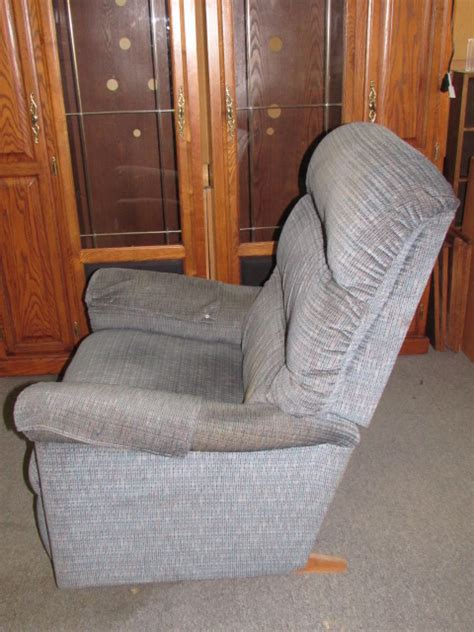 rocker recliner slipcover lot detail quality lazy boy rocker recliner