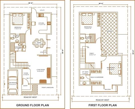 house design 15 x 60 remarkable 30 x 50 house floor plans corglife 100 home