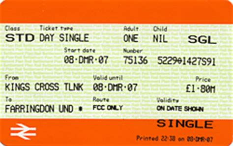 thameslink tickets disused stations kings cross thameslink station