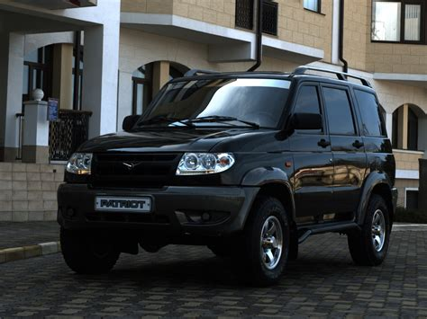 uaz patriot 3dtuning of uaz patriot suv 2005 3dtuning com unique on