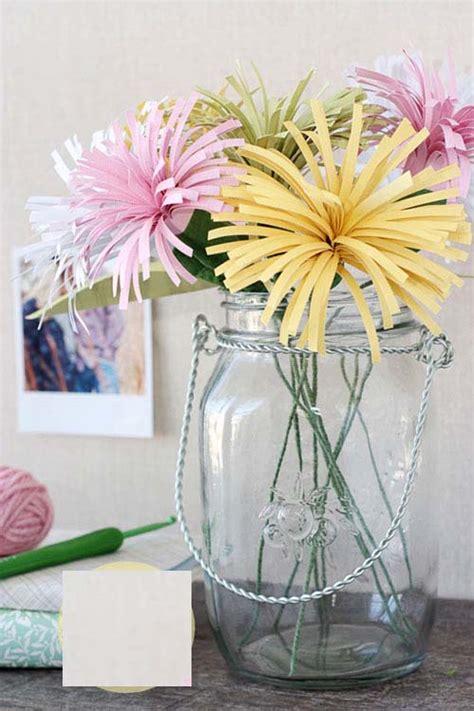 membuat bunga  kertas beserta gambar jamin