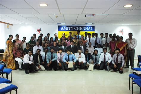 Amity Chennai Mba by Concluding Ceremony 2011 Amity Chennai Cus Details