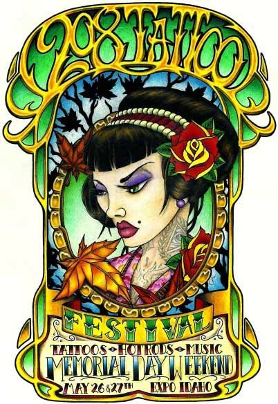 Tattoo Convention Idaho | 17 best images about tattoo posters on pinterest london