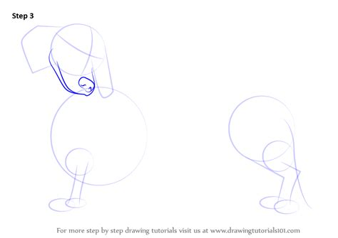 how to a wiener learn how to draw a wiener dogs step by step drawing tutorials