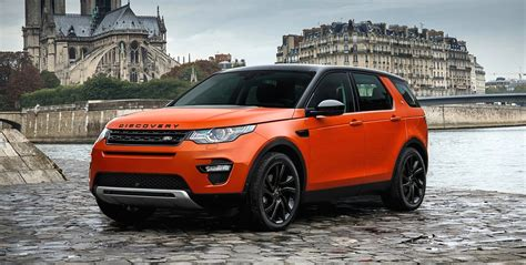 yellow land rover discovery image gallery lr evoque