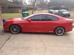Pontiac Gto 2006 For Sale 2006 Pontiac Gto For Sale Garland