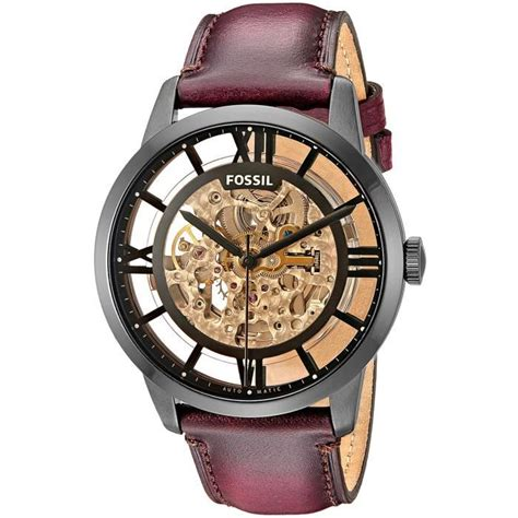 Fossil Me 3028 montre homme fossil townsman me3098 fashion 50 achat