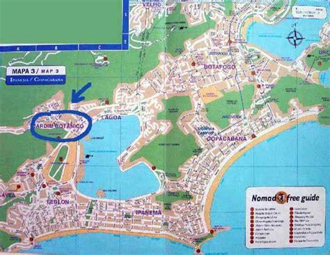 layout nfe rio de janeiro plan des plages 224 rio de janeiro arts et voyages